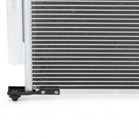 RIDEX | Kondensor, klimatanläggning 448C0084