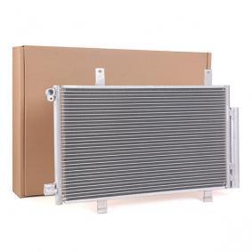 448C0088 RIDEX med avfuktare Nätmått: 638x360x16 Kondensor, klimatanläggning 448C0088 köp lågt pris