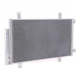 448C0088 AC Kondensor RIDEX - Billiga märkesvaror