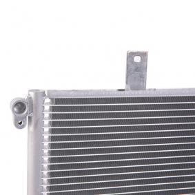 448C0088 Condenser RIDEX originalkvalite