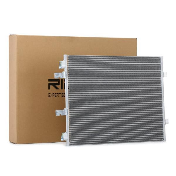 RIDEX: Original Kondensator Klimaanlage 448C0102 (Netzmaße: 578 x 467 x 12 mm)