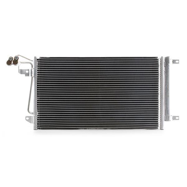 RIDEX: Original Kondensator Klimaanlage 448C0097 (Kältemittel: R 134a)