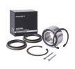 Radaufhängung & Lenker 654W0267 mit vorteilhaften RIDEX Preis-Leistungs-Verhältnis