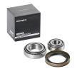 Mercedes-Benz A-Klasse RIDEX Radlager 654W0227