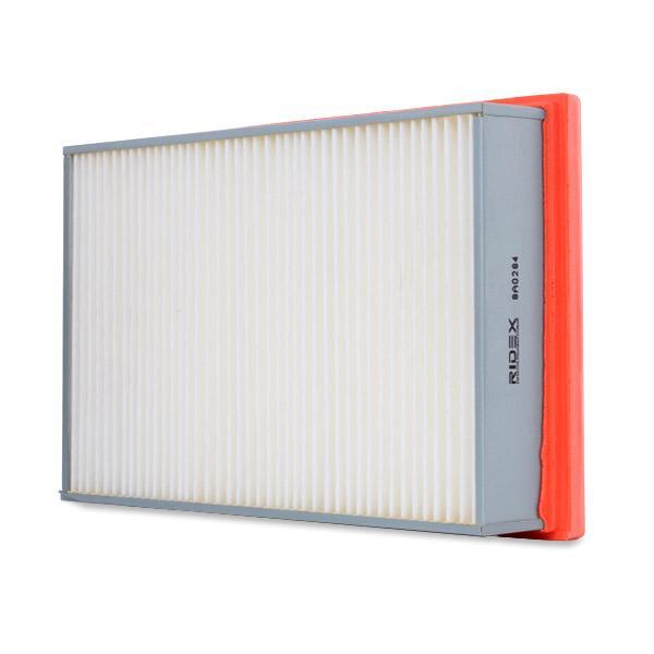 8A0284 Filter RIDEX 8A0284 - Große Auswahl - stark reduziert