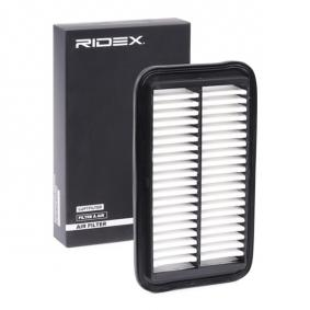 buy and replace Air Filter RIDEX 8A0309
