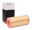 Kravas auto Gaisa filtrs RIDEX 8A0424 iegādāties tiešsaistē
