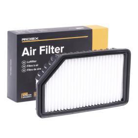 BUSS filtro aria j1320542 per HYUNDAI KIA HERTH