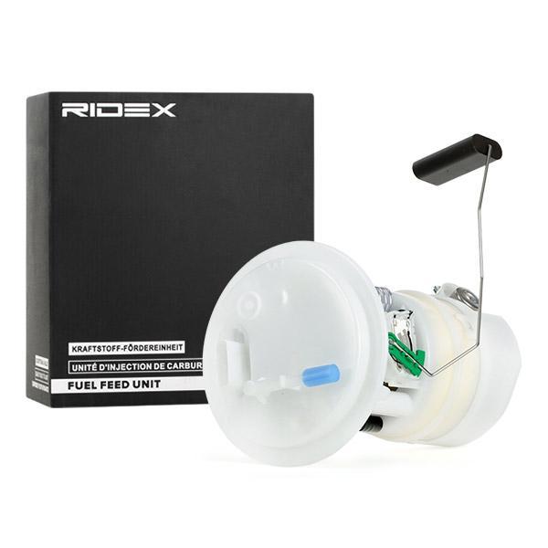 Горивопроводен елемент (горивна помпа+сонда) RIDEX 1382F0022 Отзиви