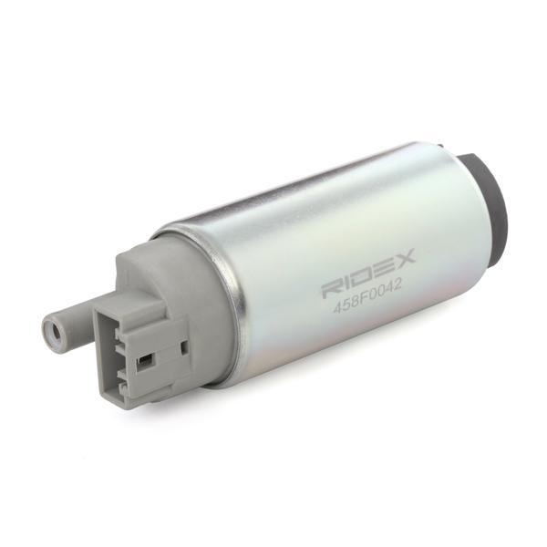 RIDEX | Kraftstoffpumpe 458F0042