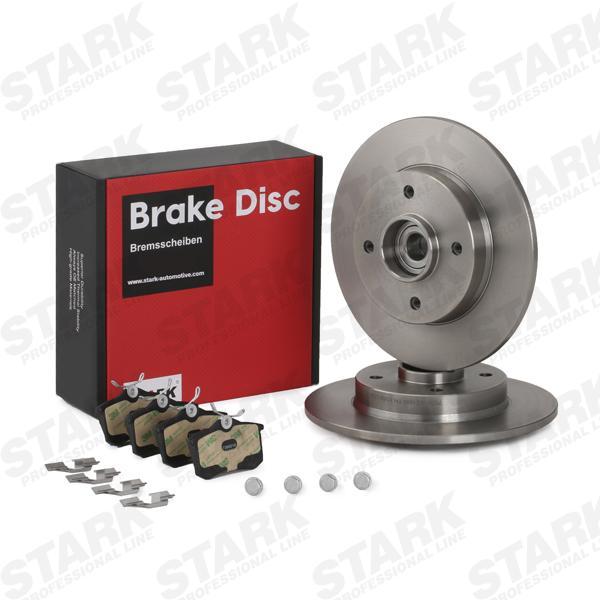 STARK: Original Bremsscheiben und Beläge SKBK-1090078 (Bremsscheibendicke: 9mm)