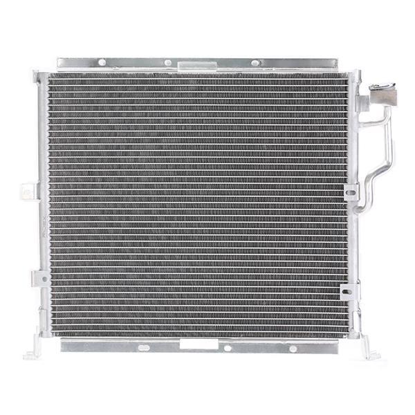 RIDEX: Original Klimakühler 448C0153 (Kältemittel: R 134a)