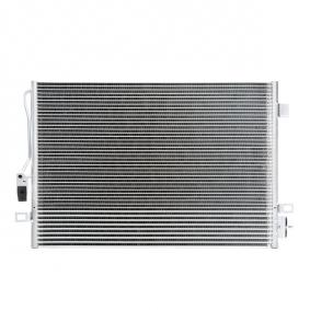 buy and replace Condenser, air conditioning RIDEX 448C0164