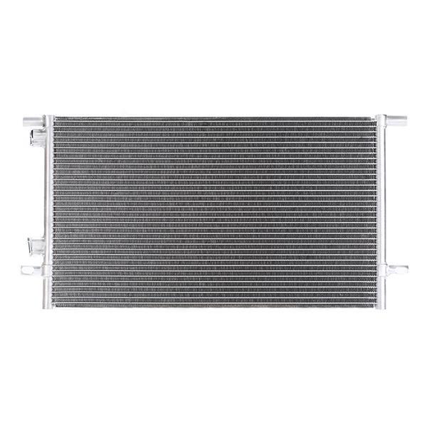 RENAULT LAGUNA 2014 Klimakühler - Original RIDEX 448C0183 Netzmaße: 640 x 361 x 16 mm