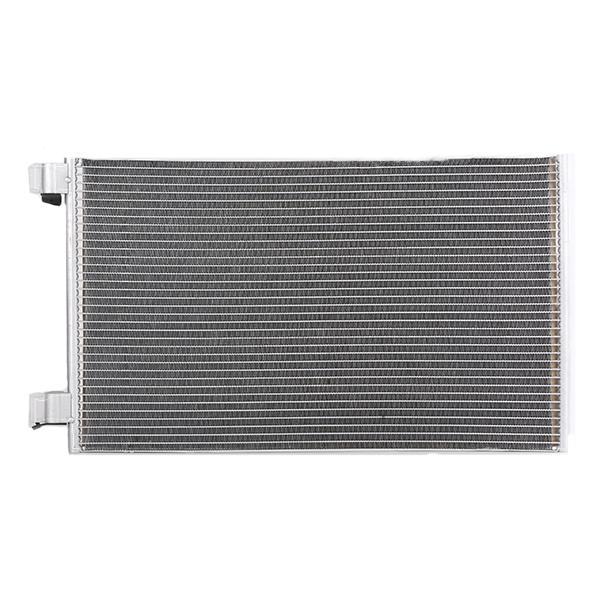 448C0190 RIDEX Netzmaße: 605 x 355 x 12 mm Kondensator, Klimaanlage 448C0190 günstig kaufen