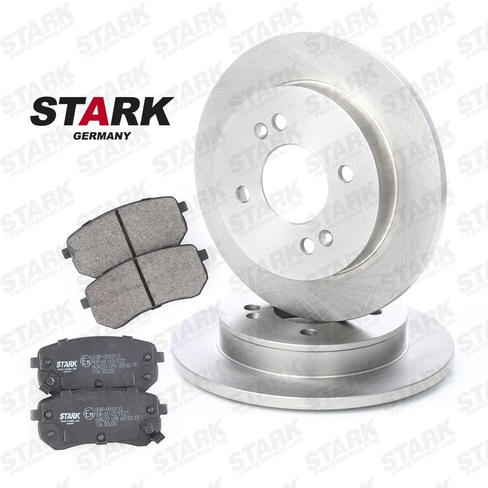 STARK: Original Bremsen Kit SKBK-1090110 (Bremsscheibendicke: 10mm)