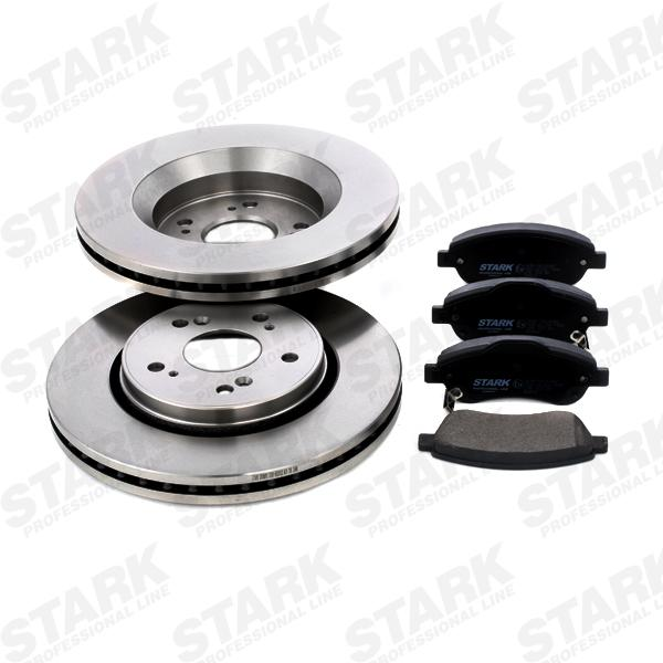 Buy original Brake discs and pads set STARK SKBK-1090145