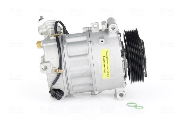 Original JAGUAR Kompressor Klimaanlage 890123
