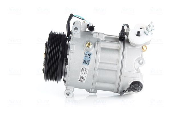890124 Kompressor, Klimaanlage ** FIRST FIT ** NISSENS 890124 - Große Auswahl - stark reduziert