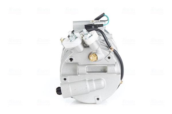 890124 Klimaanlage Kompressor NISSENS - Markenprodukte billig