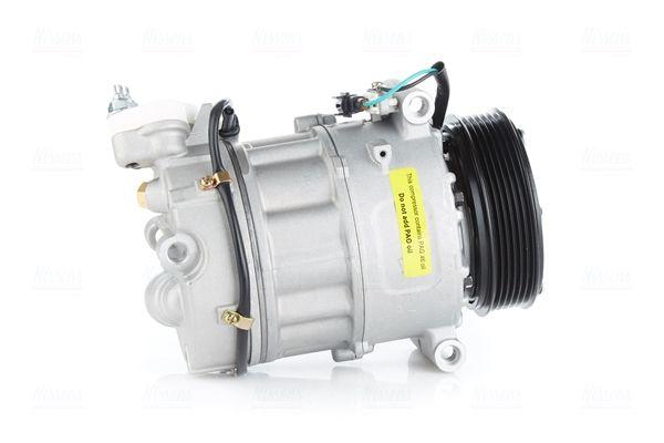 890124 Kältemittelkompressor NISSENS Erfahrung