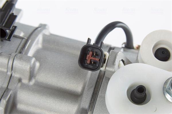 890124 Klimakompressor NISSENS in Original Qualität