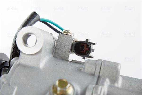 890124 Klimakompressor NISSENS Test