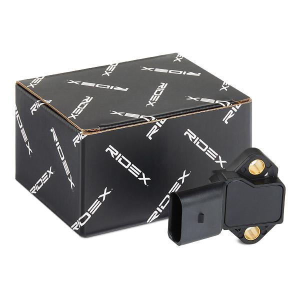 RIDEX | Sensor, Ladedruck 161B0017