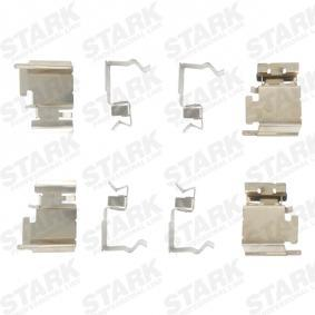 buy and replace Accessory Kit, disc brake pads STARK SKAK-1120004