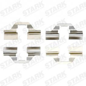 tartozékkészlet, tárcsafékbetét STARK SKAK-1120005 - vásároljon és cserélje ki!