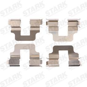 Koop en vervang Accessoireset, schijfremblok STARK SKAK-1120008
