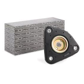 Įsigyti ir pakeisti pakabos statramsčio atraminis guolis RIDEX 1180S0112