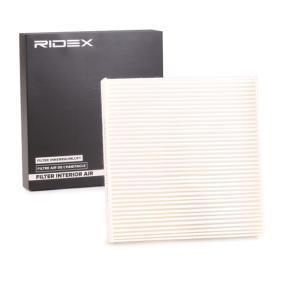 Kúpte a vymeňte Filter vnútorného priestoru RIDEX 424I0323