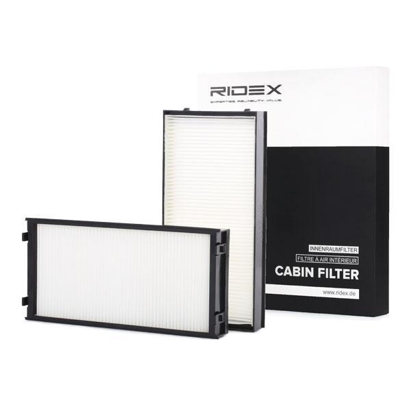 Achetez Pièces de climatisation RIDEX 424I0178 (Largeur: 144mm, Hauteur: 34mm, Longueur: 298mm) à un rapport qualité-prix exceptionnel
