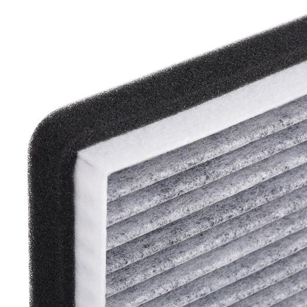 424I0316 Филтър, въздух за вътрешно пространство RIDEX - на по-ниски цени