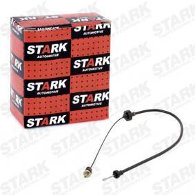 Kupte a vyměňte Tazne lanko, ovladani spojky STARK SKSK-1320055
