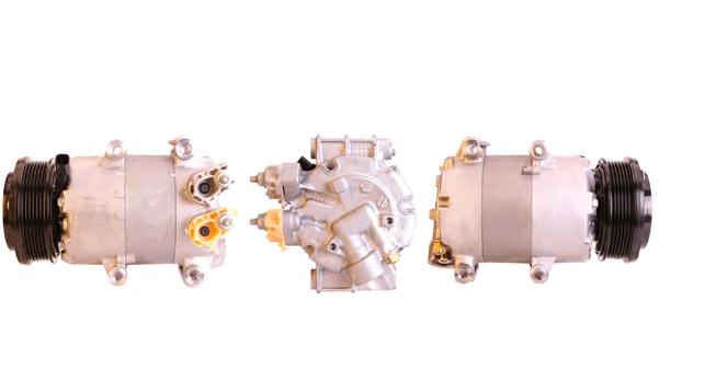 Kompressor LUCAS ELECTRICAL ACP999