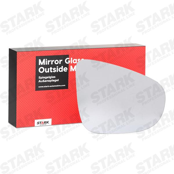 Original MERCEDES-BENZ Spiegelglas Außenspiegel SKMGO-1510107