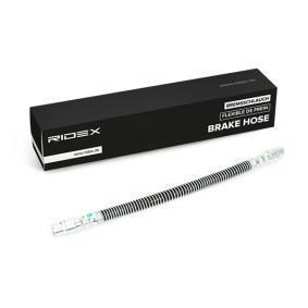 Flessibile del freno RIDEX 83B0026 comprare e sostituisci