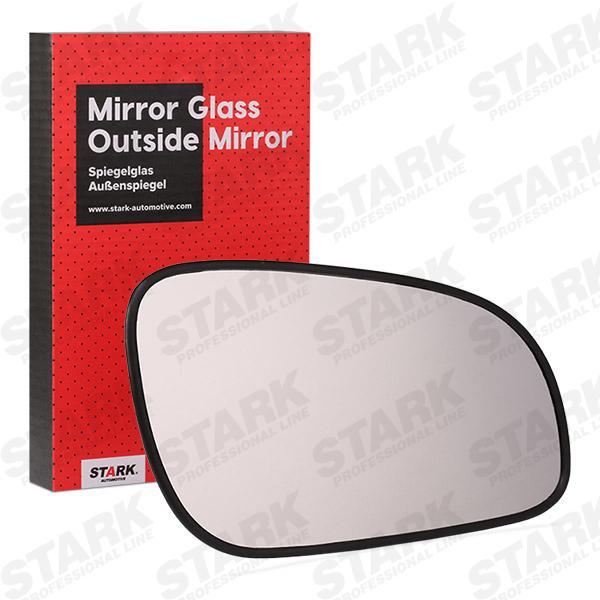 Original RENAULT Spiegelglas Außenspiegel SKMGO-1510122