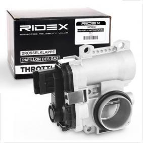 Ridex 158T0087 Drosselklappe