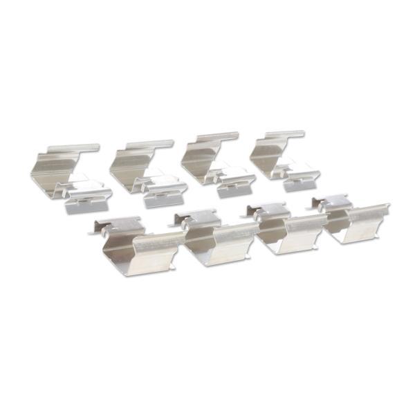 Originali Kit accessori, pastiglia freno 1164A0013 Carbodies