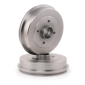 123B0030 Bremstrommel RIDEX 123B0030 - Große Auswahl - stark reduziert