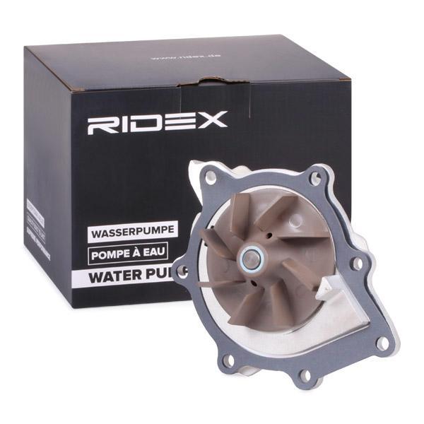 RIDEX   Wasserpumpe 1260W0186