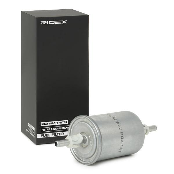Brændstof-filter RIDEX 9F0003 Anmeldelser