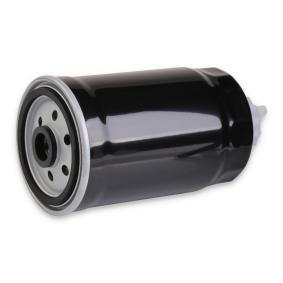 9F0016 RIDEX Höhe: 155mm Kraftstofffilter 9F0016