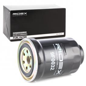 9F0032 RIDEX Hoogte: 140mm Brandstoffilter 9F0032