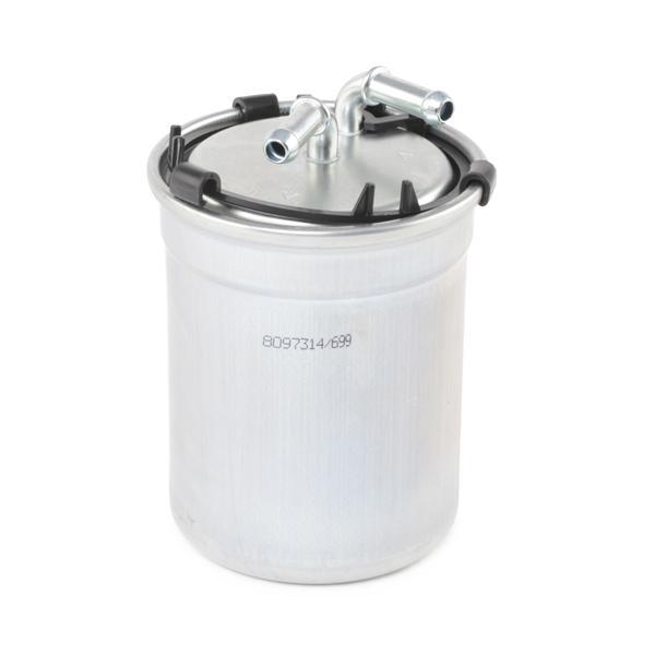 Brændstof-filter RIDEX 9F0057 Anmeldelser