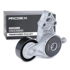 540T0009 RIDEX Ø: 70,0mm, Breite: 24,0mm Spannarm, Keilrippenriemen 540T0009 günstig kaufen