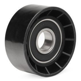 312D0009 Medløberhjul, multi-V-rem RIDEX - Billige mærke produkter